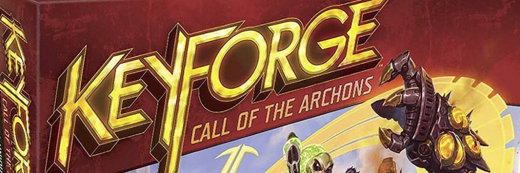 Best Board Games of 2018 - Key Forge