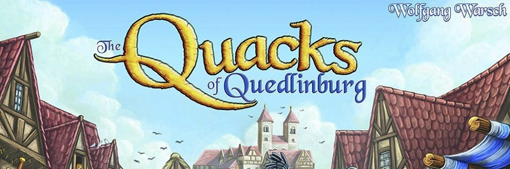 Best Board Games of 2018 - Quacks Of Quedlinburg