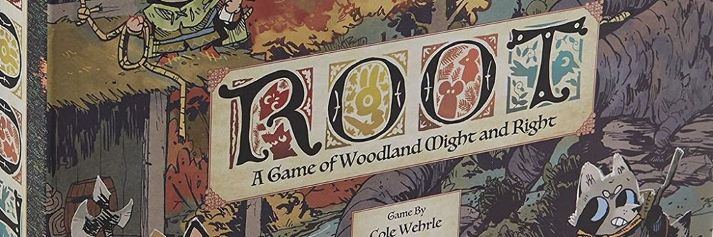 Best Board Games of 2018 - Root