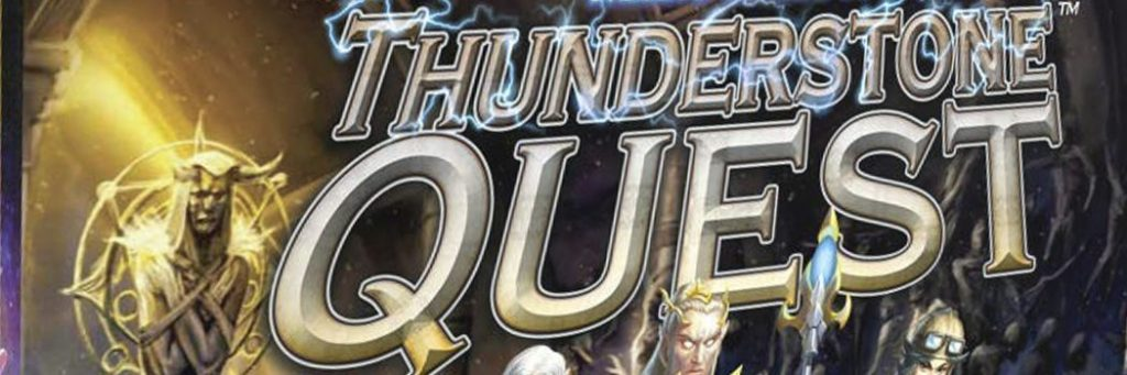 Best Board Games of 2018 - Thunderstone Quest