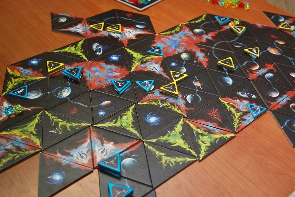 Galaxy of Trian Board Game