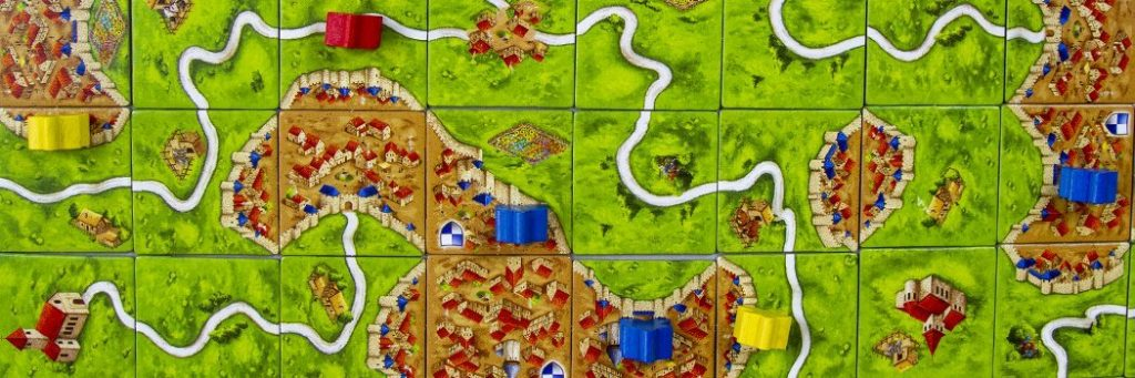 How to Play Carcassonne - BoardAerial