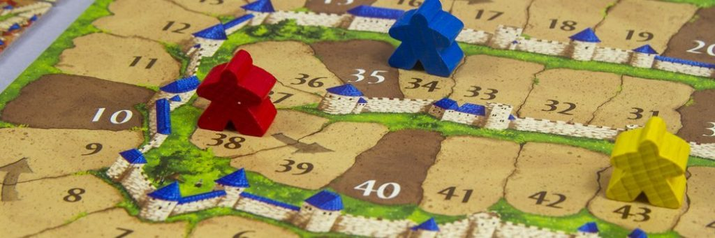 How to Play Carcassonne - Score Card