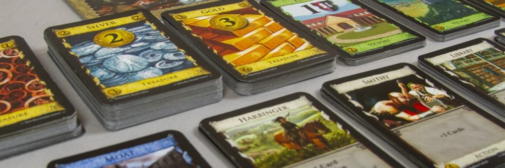 How to Play Dominion - Card Pile