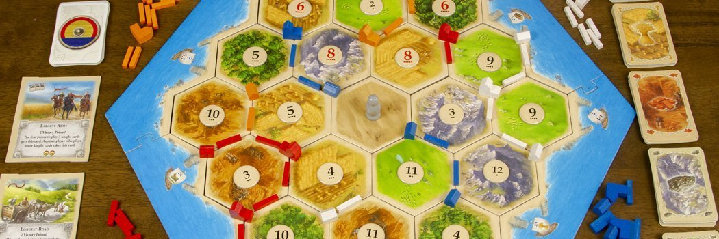 How to Play Settlers of Catan - Board Overview