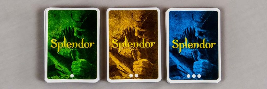 How To Play Splendor 3 Card Decks