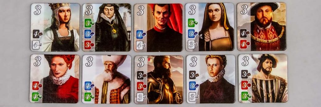 How To Play Splendor Nobles