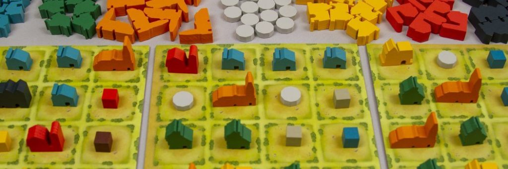 How to Play Tiny Towns - Board Overview