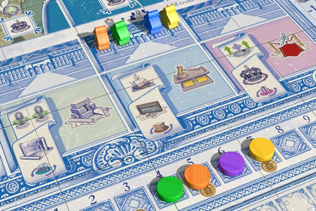 Lisboa Board Game