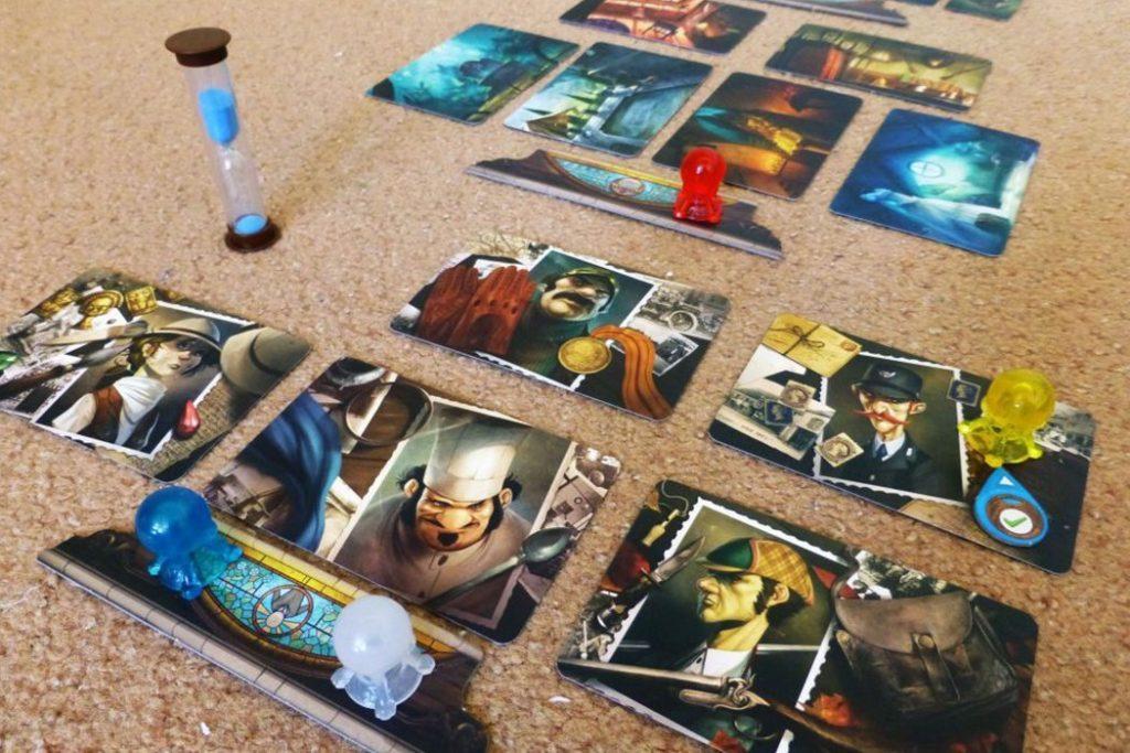 Mysterium Board Game