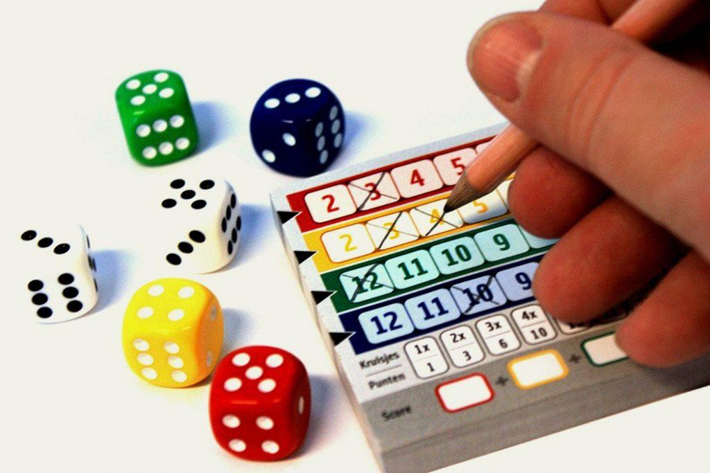 Qwixx Board Game