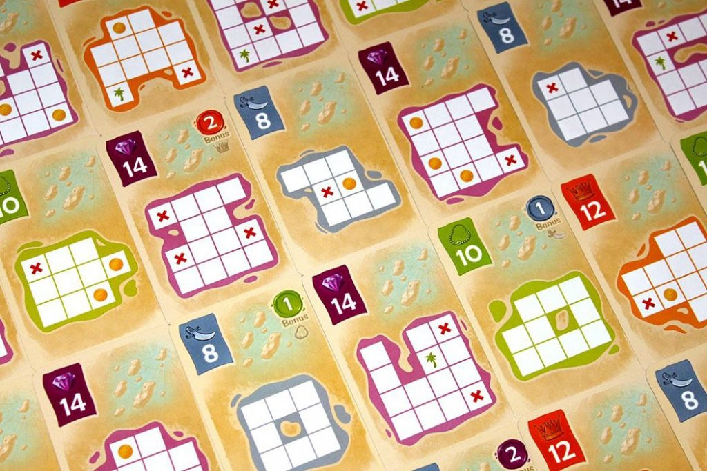 Silver and Gold Board Game