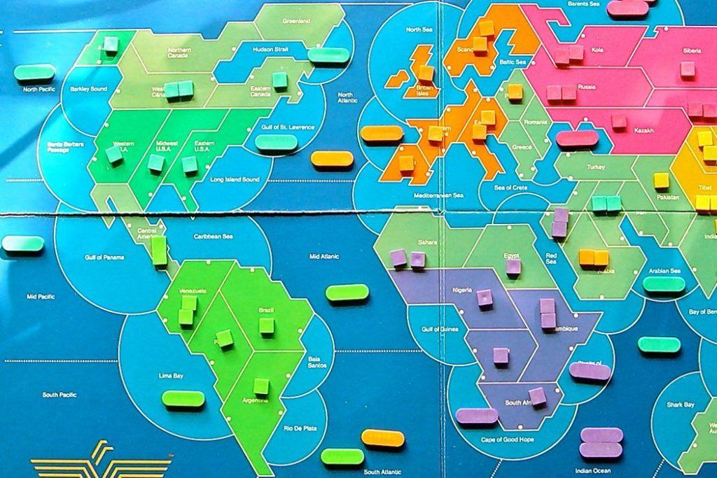 Supremacy Board Game