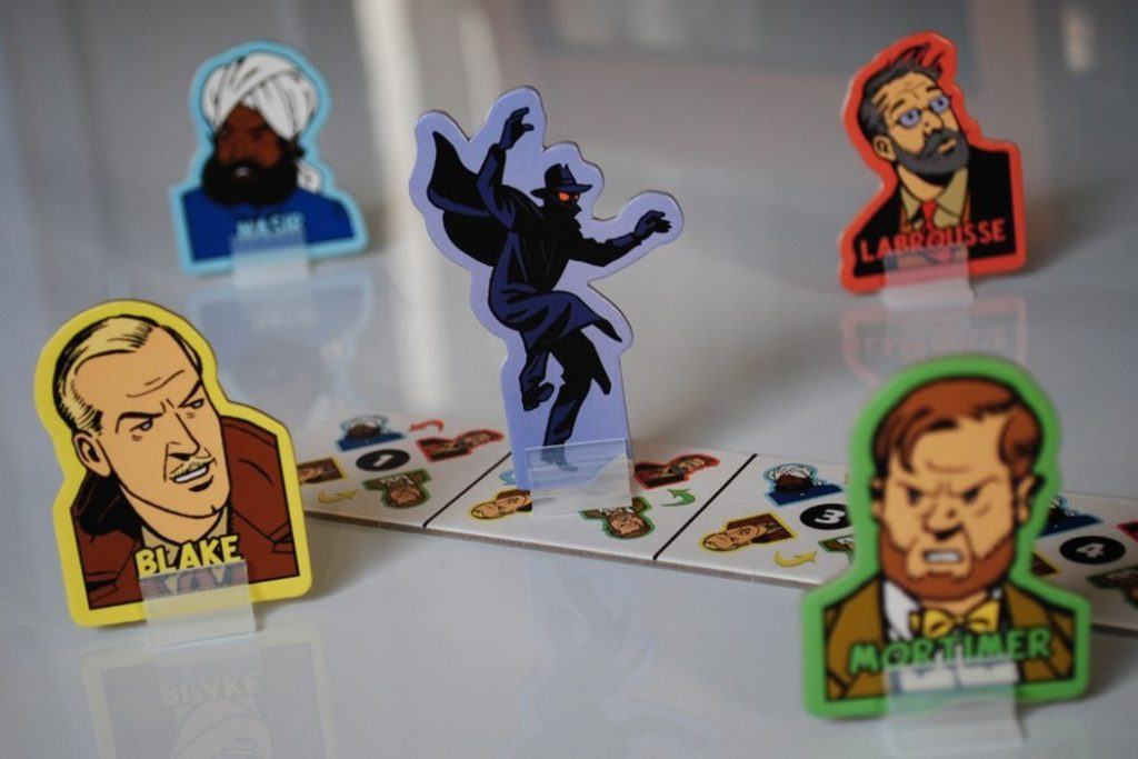 Witness Board Game