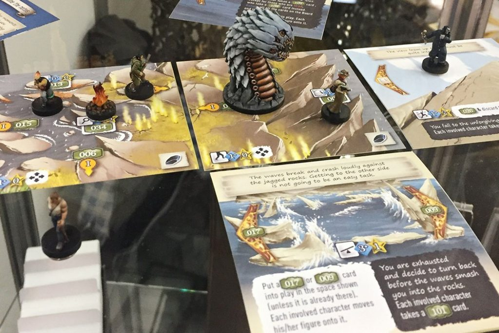 7th Continent Board Game