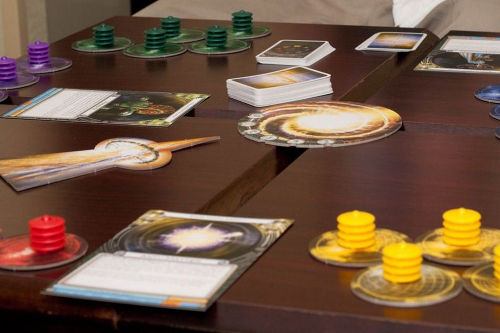 Cosmic Encounter Board Game