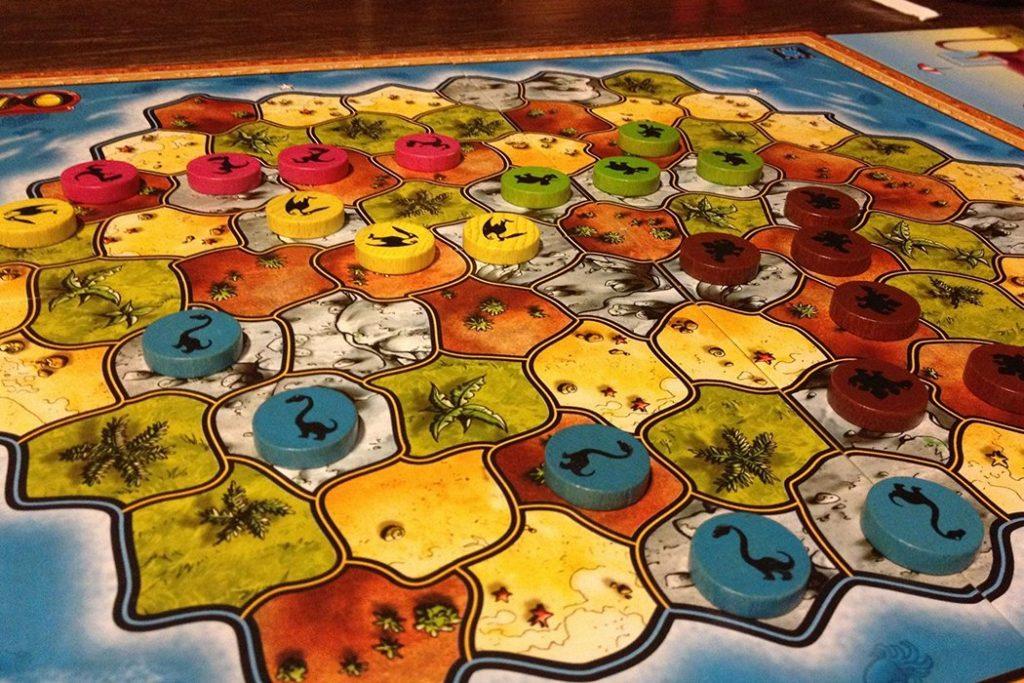 Evo Board Game