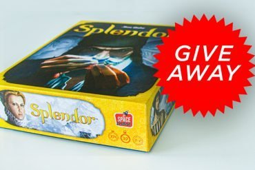 Give Away Splendor Main Header