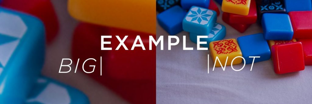 Instagram Event Name the Game Azul Example
