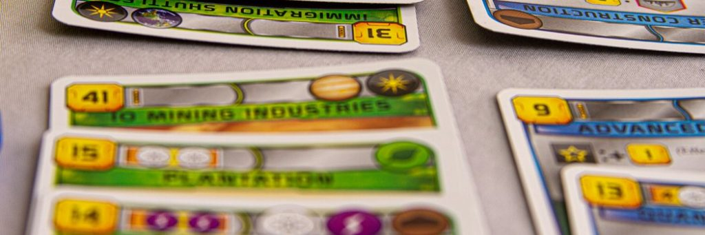 How To Play Terraforming Mars Action Card Example