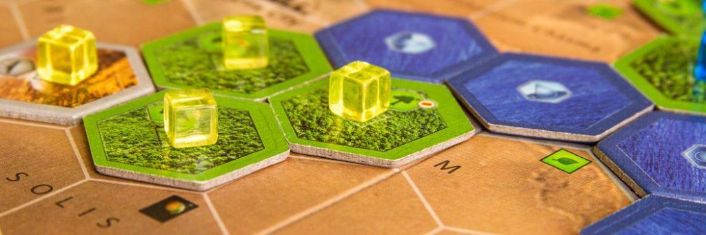 How to Play Terraforming Mars Board Piece Close