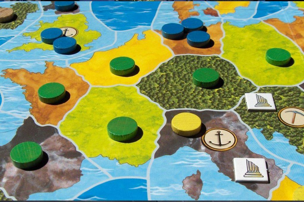 Vinci Board Game