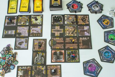 Betrayal at House on the Hill Board Game Full Overview