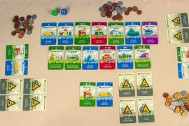 Machi Koro Board Game Overview