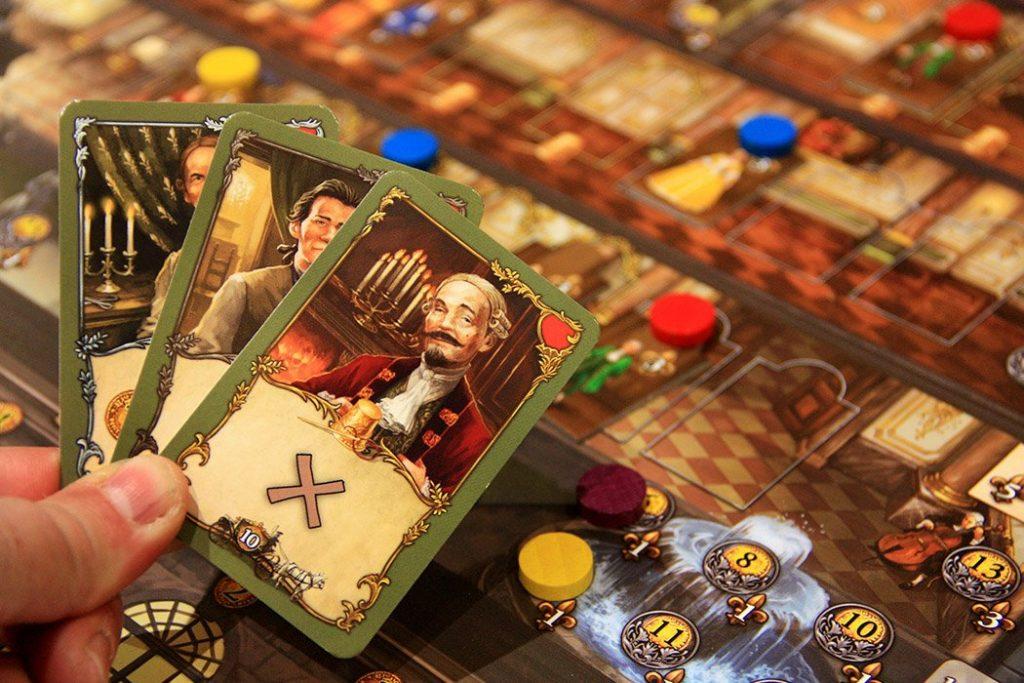 Rococo Board Game