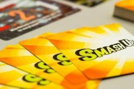 Smash Up Board Game Card Backs