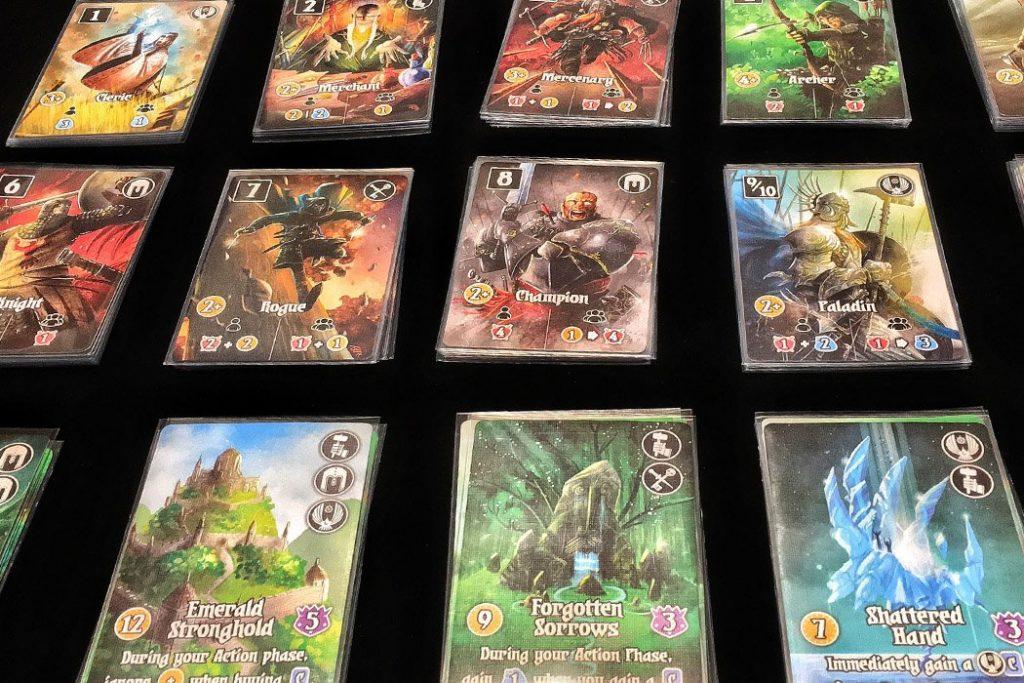 Valeria Card Kingdoms Board Game
