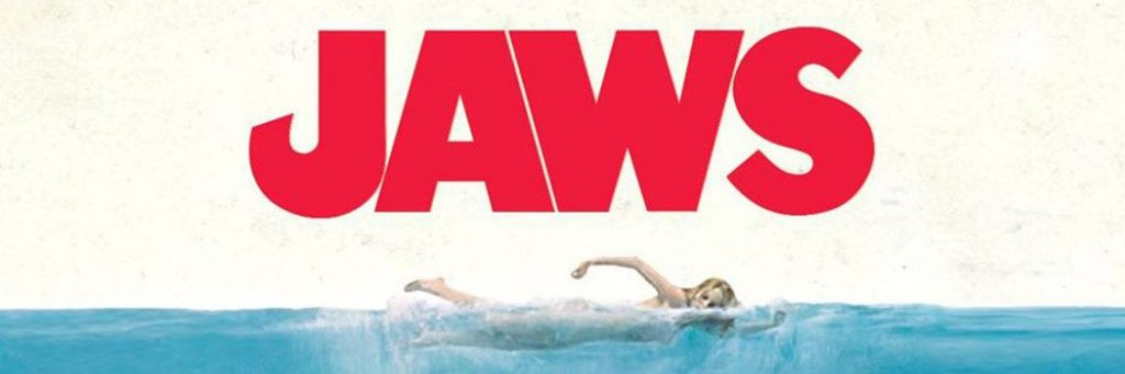 Jaws Board Game Logo
