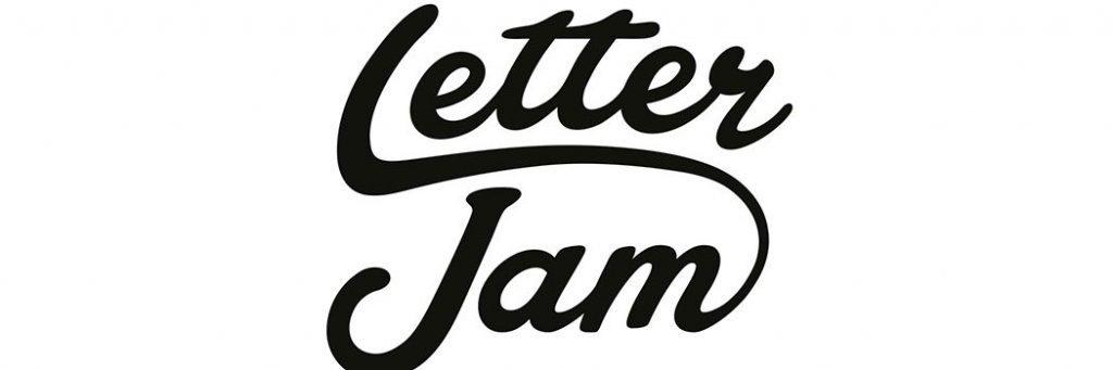 Letter Jam Logo