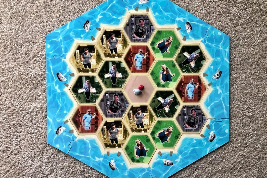 Settlers of Wilmette A Catan Story