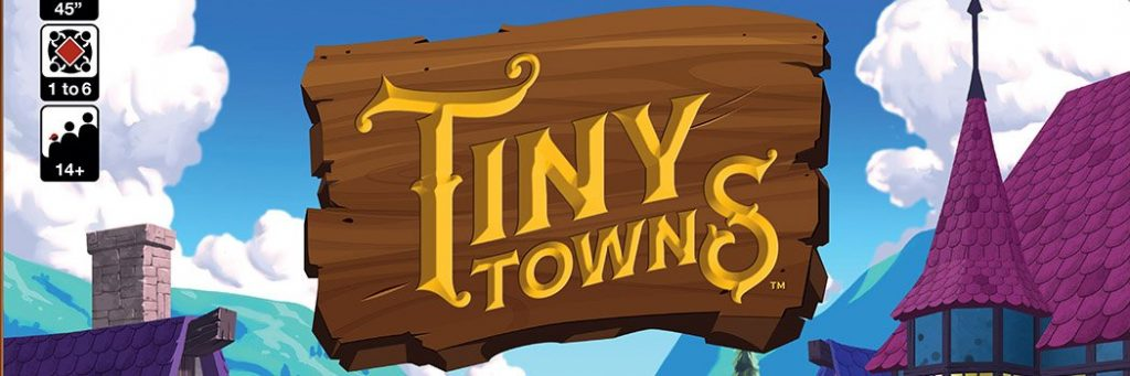 Tiny Towns Logo