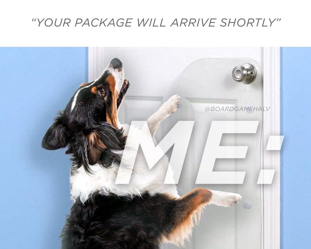 Board Game Memes - Dog Anxious At Door