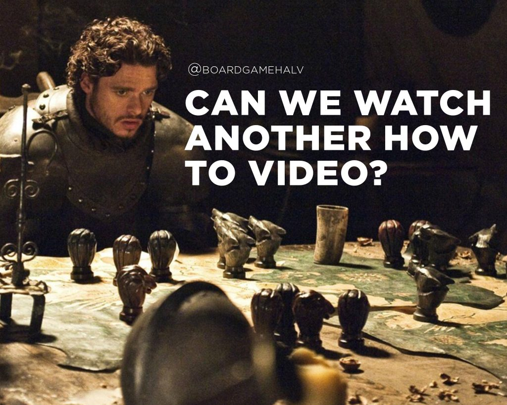 Board Game Memes - Game of Thrones How To