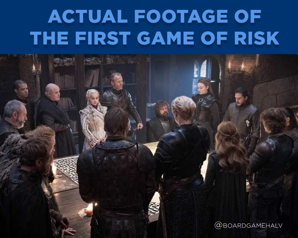 Board Game Memes - Game of Thrones Misc