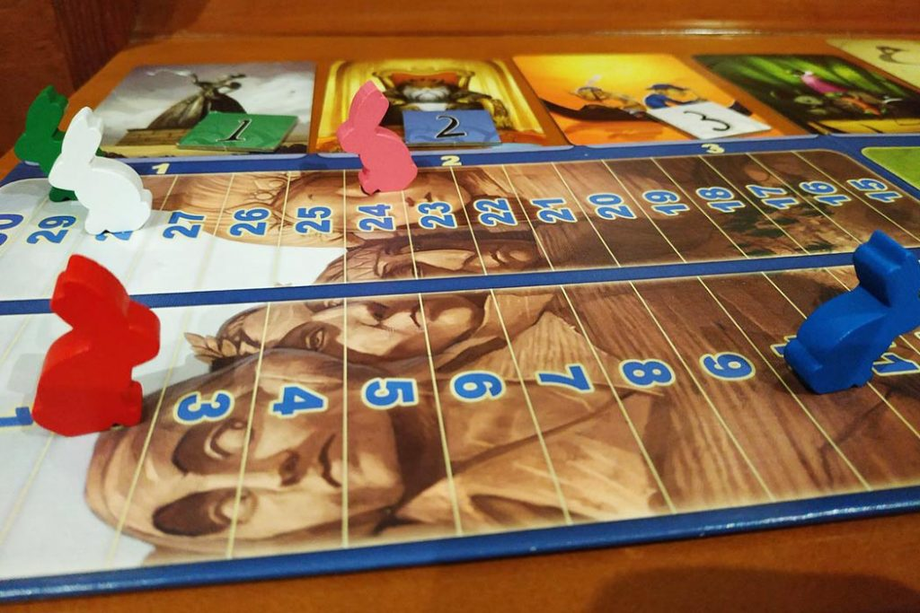 Dixit Journey Board Game
