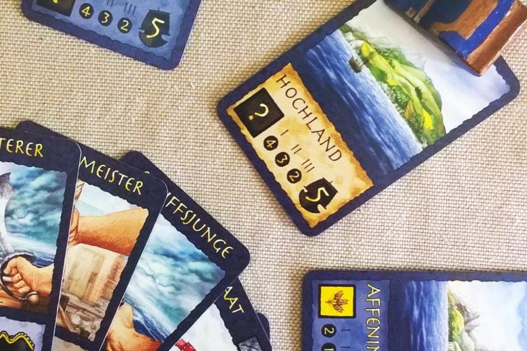Meuterer Board Game