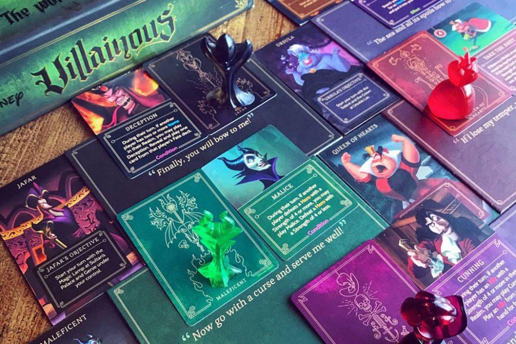 Villainous Board Game