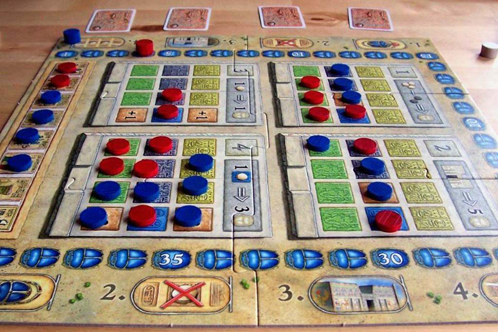 Aton Board Game