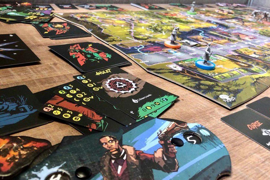 Deranged Board Game