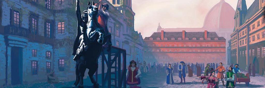Dominion Expansions Guide - Renaissance Cover Art