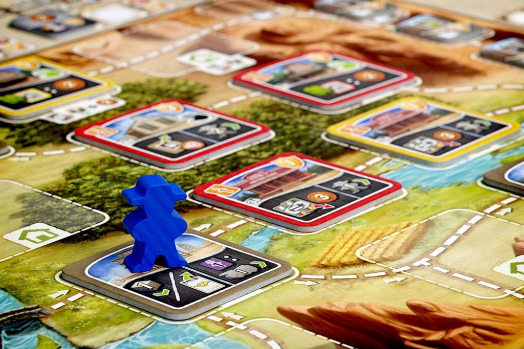 Great Western Trail Board Game 2