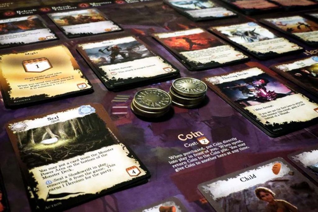 Shadowrift Board Game