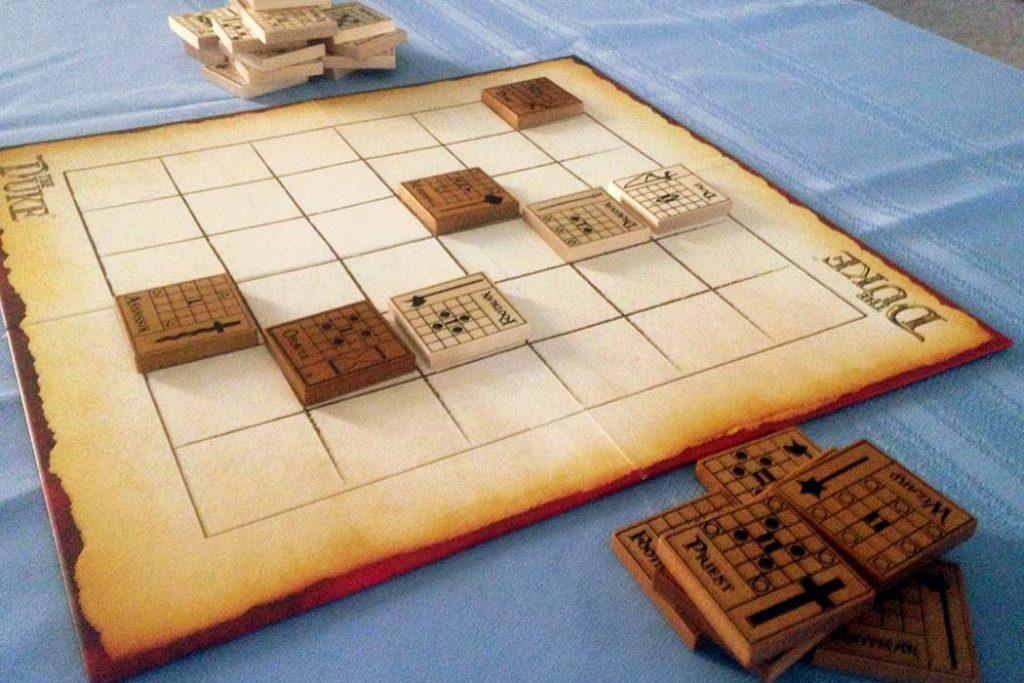 The Duke Board Game