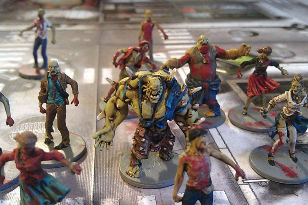 Zombicide Board Game