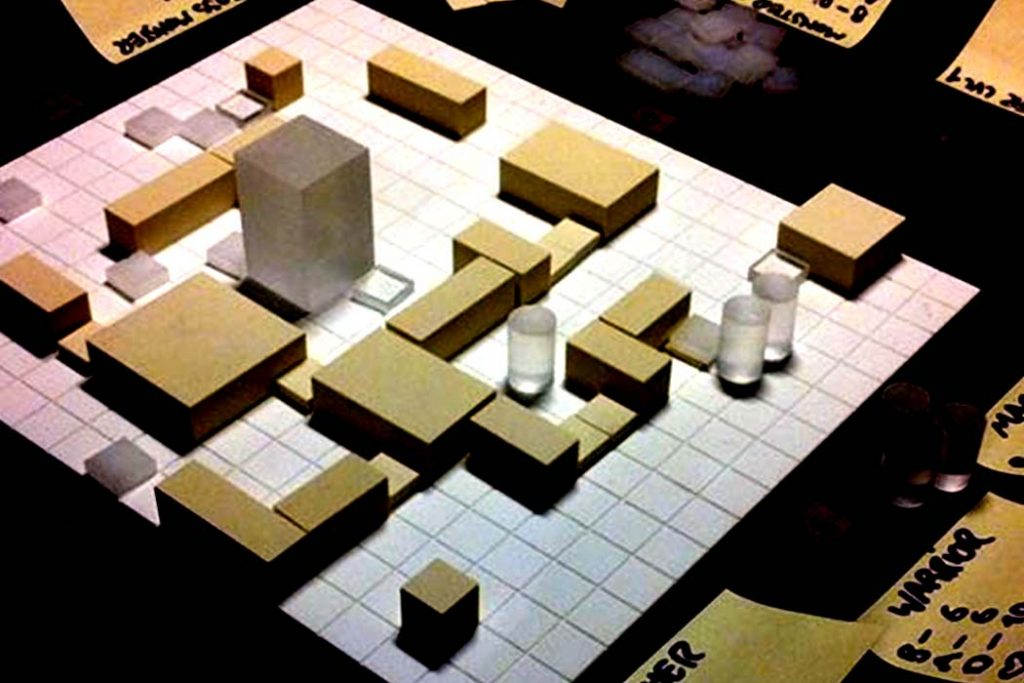 Board Game Prototype Example How are board games made