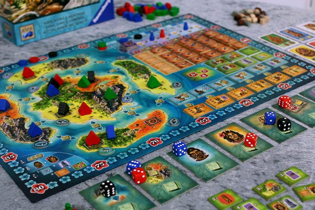Bora Bora Board Game
